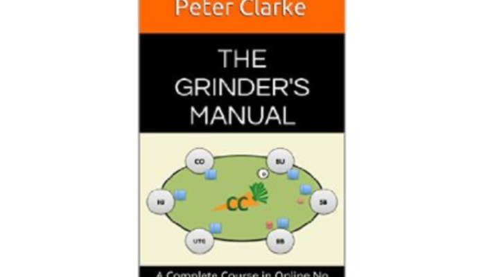 "An Interview with Peter Clarke, ""Carroters"", Author of The Grinders Manual and 100 Hands 