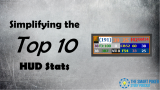 Simplifying the Top 10 Poker HUD Stats | Podcast #204
