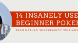 "14 INSANELY Useful Beginner Tips from Nathan ""BlackRain79"" Williams 
