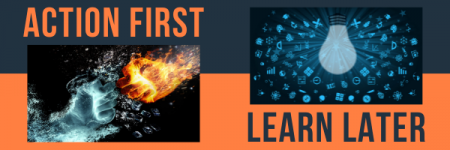 New Study Technique: Action First, Learn Later