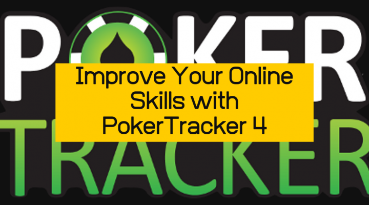 Improve your online poker skills with pokertracker 4