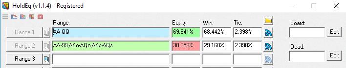70% equity