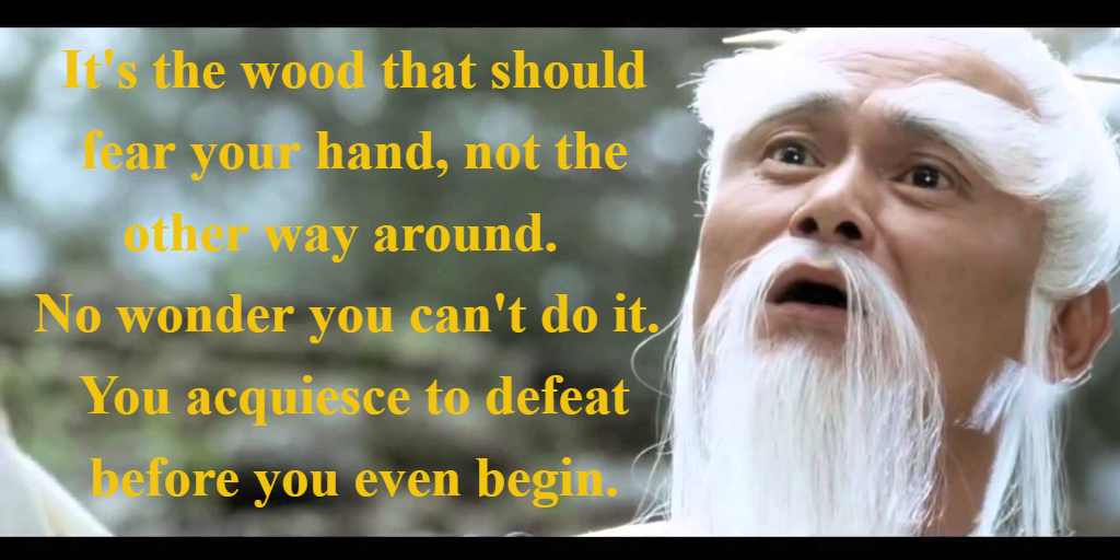Pai Mei: great teacher