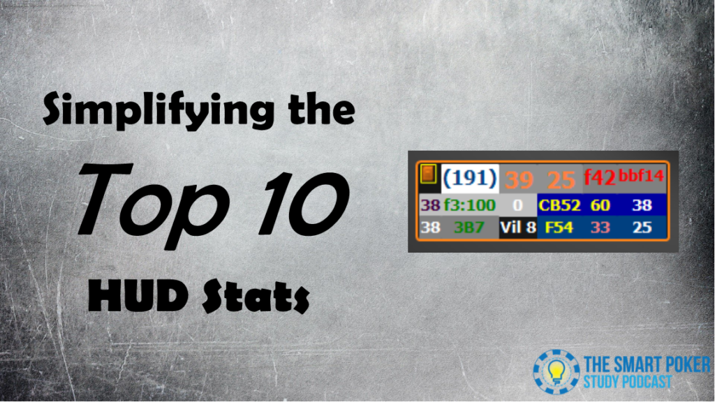 Top 10 HUD Stats