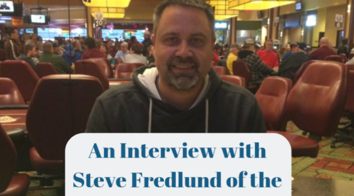 Interview: Steve Fredlund of the RecPoker Podcast | #215