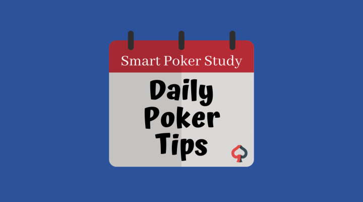Daily Poker Tips Podcast