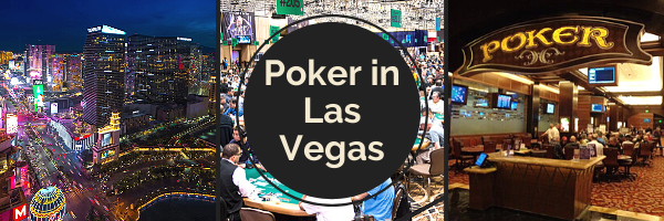 5 Types of Live Poker Experiences in Las Vegas