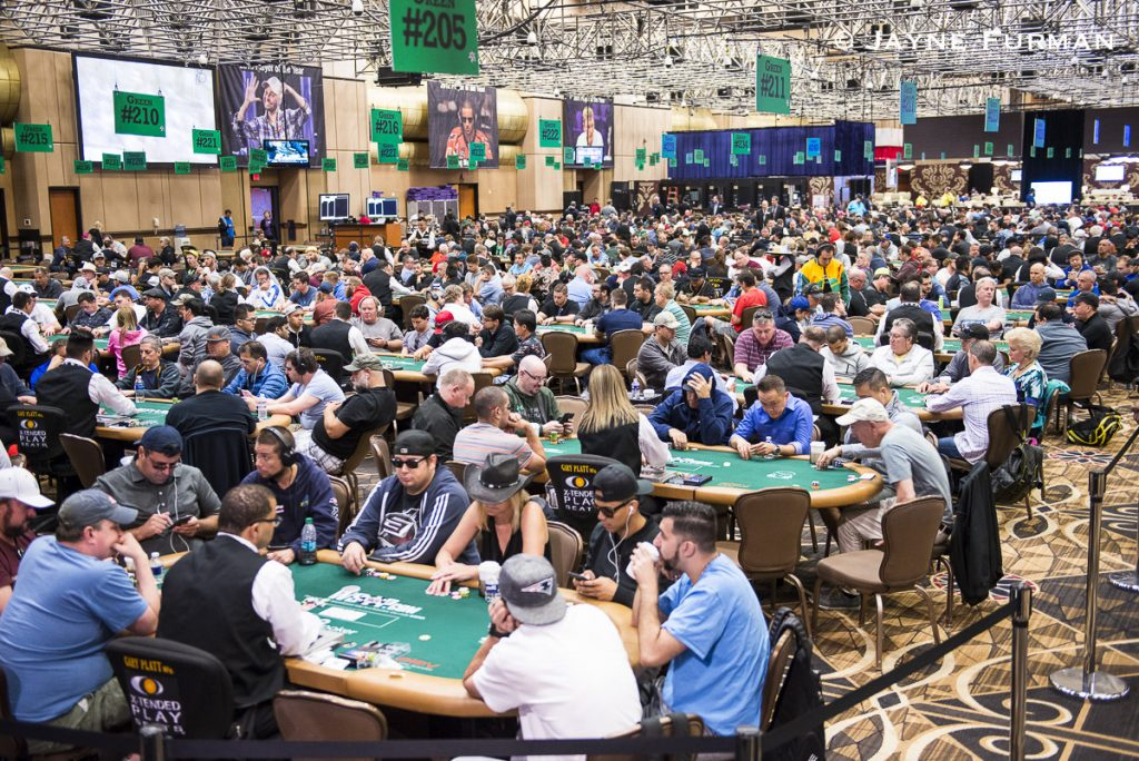WSOP at the Rio in Las Vegas
